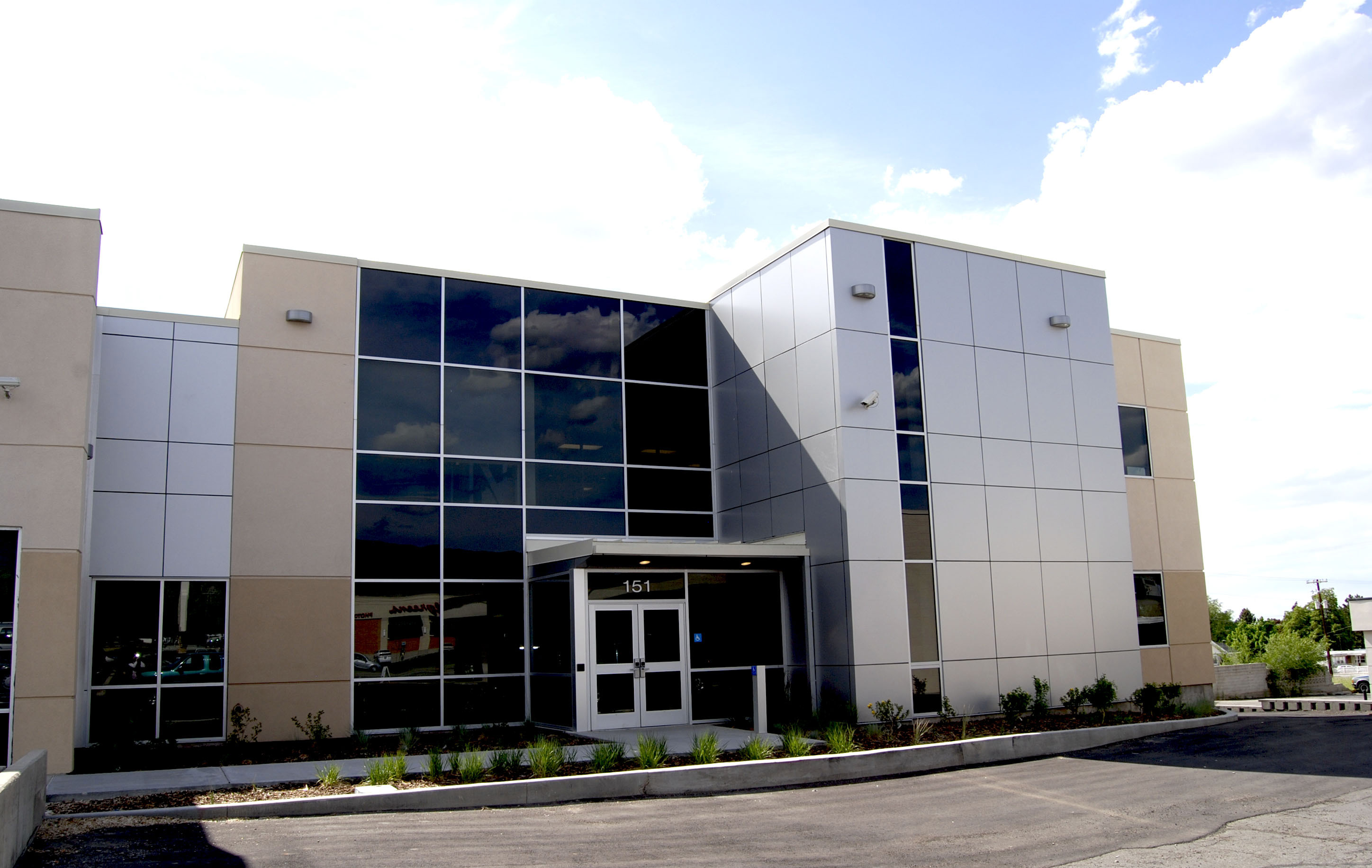 Tooele County Health Building