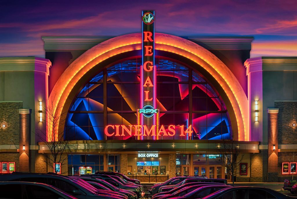 REGAL 14 CINEMAS