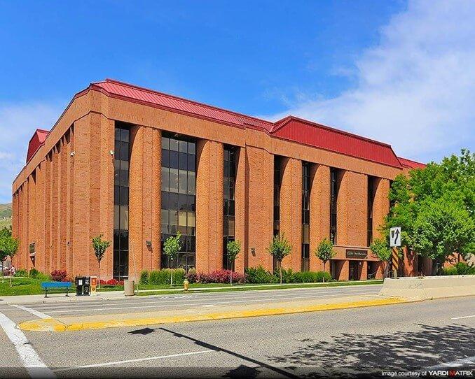 LDS WEST OFFICE BUILDING